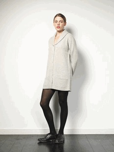 Stonington Lambswool Sweater Dress